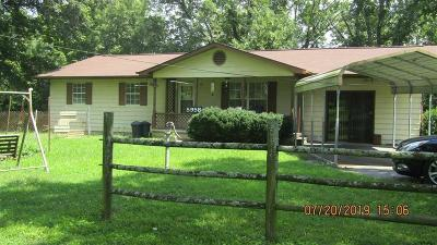 Single Family Home Contingent: 5958 Old Washington Hwy