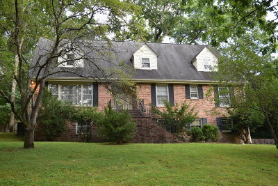 Signal Mountain Single Family Home For Sale: 112 Green Gorge Rd