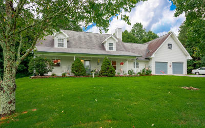 Cleveland Single Family Home For Sale: 275 Bell Rd