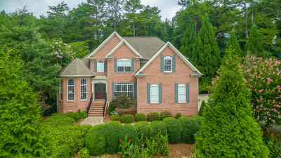 Chattanooga Single Family Home Contingent: 7115 River Run Dr