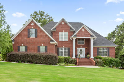 Ringgold Single Family Home For Sale: 50 Legacy Dr