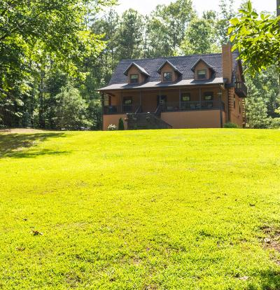 Cleveland Single Family Home For Sale: 8370 SE Dalton Pike