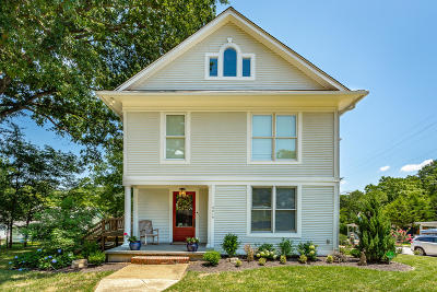 Chattanooga Single Family Home For Sale: 5316 St Elmo Ave