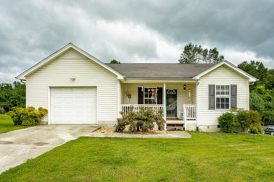 Soddy Daisy Single Family Home Contingent: 1419 Thatcher Rd