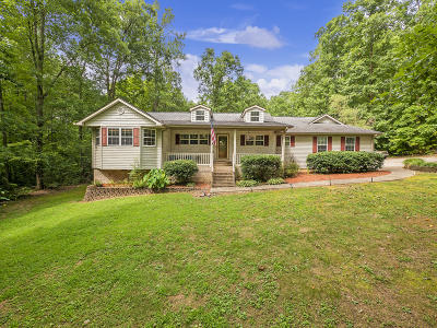 Trenton Single Family Home For Sale: 46 Forest Cove Ln