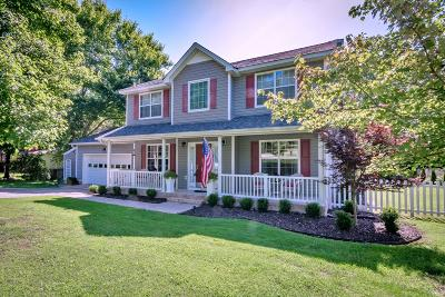 Single Family Home Contingent: 6106 White Oak Valley Cir