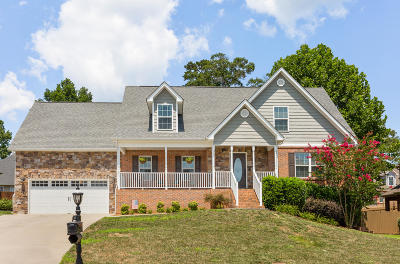 Hixson Single Family Home For Sale: 1415 Courtland Dr