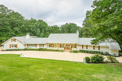 Marion County Single Family Home For Sale: 1115 Healing Springs Rd