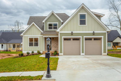 Ooltewah Single Family Home For Sale: 2318 Large Oak Dr