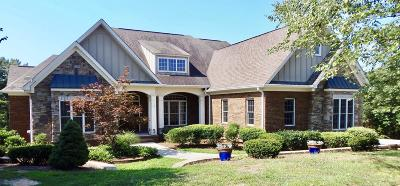 Ooltewah Single Family Home For Sale: 2271 Poplar Grove Dr