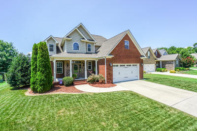 Ooltewah Single Family Home For Sale: 7549 Lacie Jay Ln