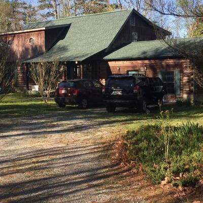 Signal Mountain Single Family Home For Sale: 844 Miller Cove Rd