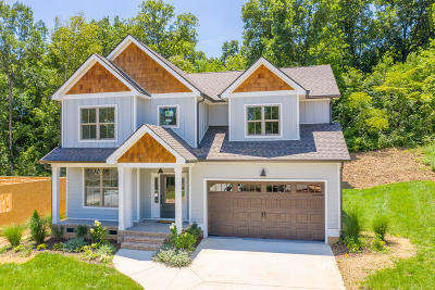 Ooltewah Single Family Home For Sale: 9410 Silver Stone Ln #21