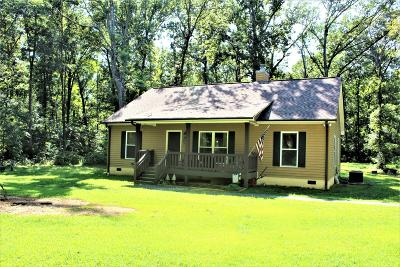 Georgetown Single Family Home Contingent: 10875 Ooltewah Georgetown Rd