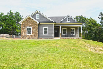 Ooltewah Single Family Home For Sale: 8119 Bork Memorial Dr