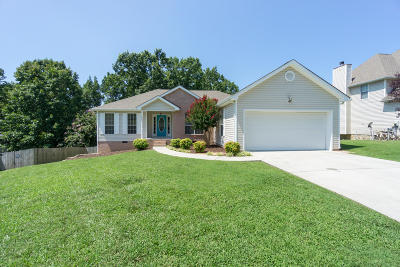 Single Family Home Contingent: 6172 Chandler Hill Rd