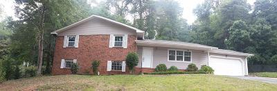 Hixson Single Family Home For Sale: 6229 Pine Marr Dr