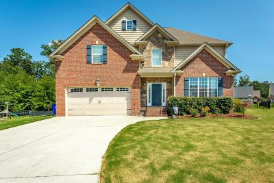 Ooltewah Single Family Home For Sale: 8369 Gracie Mac Ln