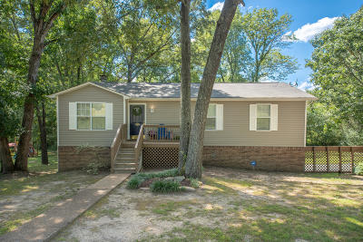 Soddy Daisy Single Family Home For Sale: 9037 Chip Dr. Dr