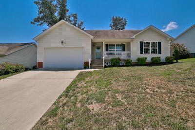 Soddy Daisy Single Family Home For Sale: 1890 Coffee Tree Ln
