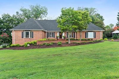 Ooltewah Single Family Home For Sale: 9900 Frost Creek Dr
