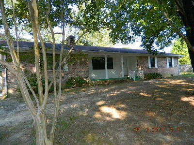 Bryant Single Family Home For Sale: 1369 County Rd 89