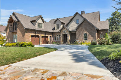 Ooltewah Single Family Home For Sale: 7860 Giorgio Cir