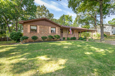 Single Family Home For Sale: 1332 Cloverdale Dr