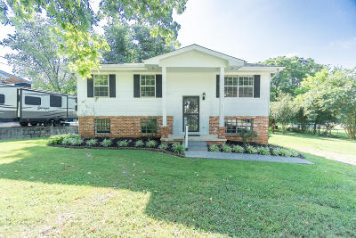 Hixson Single Family Home For Sale: 7414 S Dent Rd