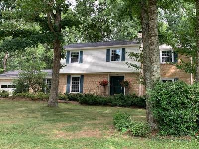Signal Mountain Single Family Home Contingent: 199 Woodcliff Cir