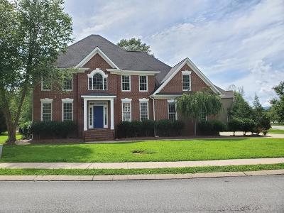 Hixson Single Family Home For Sale: 7051 Autumn Lake Tr