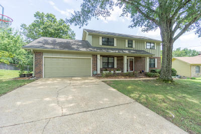 Single Family Home For Sale: 6708 Moss Lake Dr