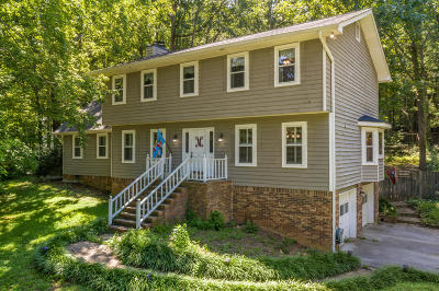 Signal Mountain Single Family Home For Sale: 4 Fireside Way