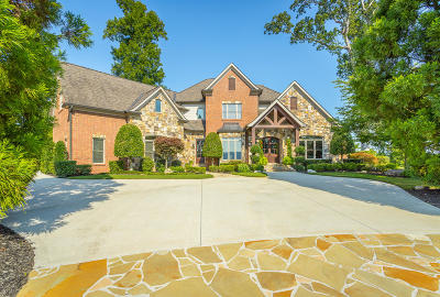 Ooltewah Single Family Home For Sale: 8052 Chinkapin Court Ct