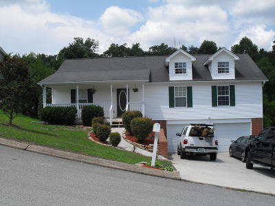 Soddy Daisy Single Family Home Contingent: 906 Clay Hill Dr