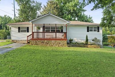 Single Family Home Contingent: 2524 Crescent Club Dr