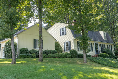 Signal Mountain Single Family Home For Sale: 1113 Applewood Cir