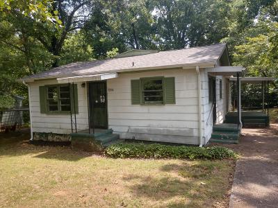 Single Family Home For Sale: 5224 Fagan St