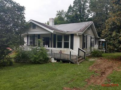 Chattanooga Single Family Home Contingent: 209 Waheela Rd
