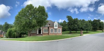 Chattanooga Single Family Home Contingent: 3269 Forest Shadows Dr Dr