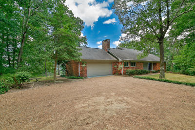 Signal Mountain Single Family Home For Sale: 1600 E Brow Rd