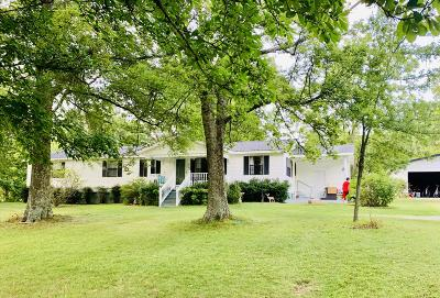 Bryant Single Family Home Contingent: 807 Co Rd 262