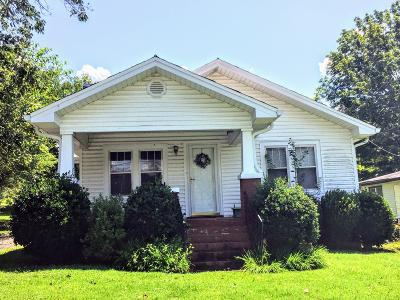 Dunlap TN Single Family Home For Sale: $99,000