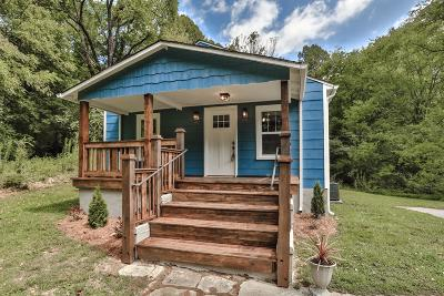 Soddy Daisy Single Family Home Contingent: 409 Coleman Rd