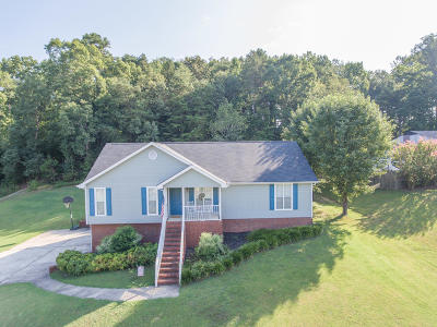 Soddy Daisy Single Family Home For Sale: 413 Ashley Dr