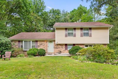 Soddy Daisy Single Family Home Contingent: 1619 Wendy Cir