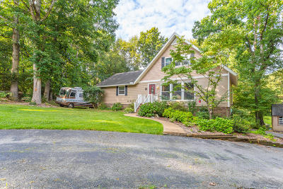 East Brainerd Single Family Home For Sale: 1301 Timbercrest Ln