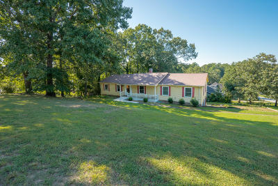 Single Family Home For Sale: 1929 Rock Bluff Rd