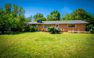 Rossville Single Family Home For Sale: 521 Steele Rd