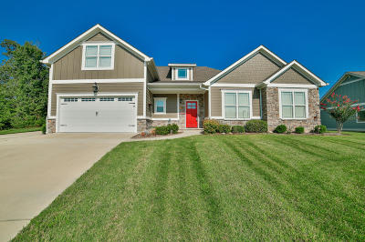 Ooltewah Single Family Home For Sale: 9212 Leyland Dr
